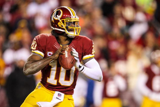 Where Can Robert Griffin III Improve Most for 2013?