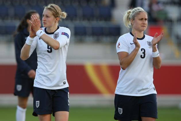 England vs. France: Live Stream Info for 2013 UEFA Women's Euro Match