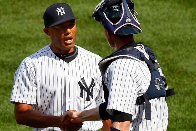 All-Star Mariano Rivera Receiving Support from MLB Teams, Sponsors, Yankees Fans