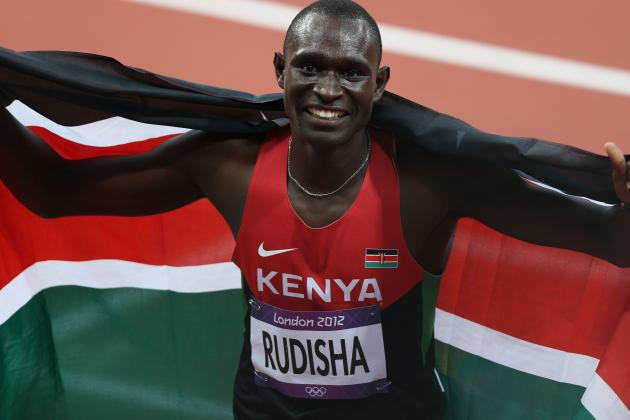 David Rudisha Out for World Championship in Moscow