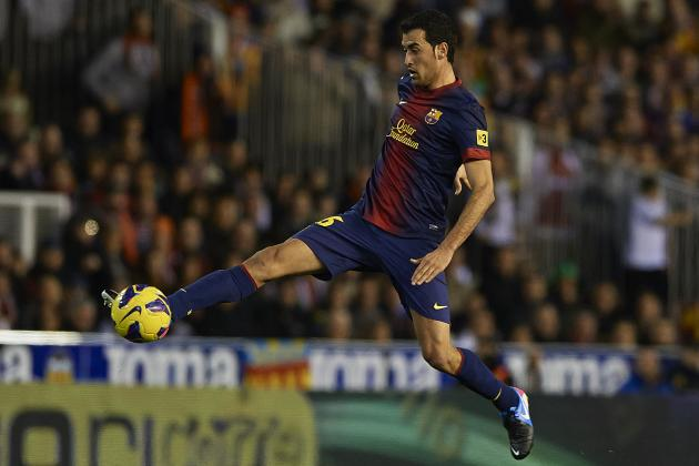 Sergio Busquets and Barcelona Agree on Contract Extension