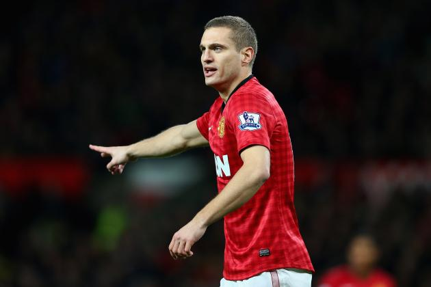 Is Manchester United's Nemanja Vidic the Same Player He Was in 2008?