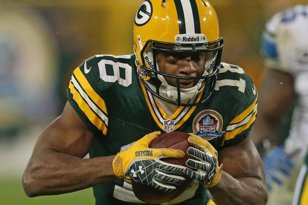 Should the Packers Take Randall Cobb off Special Teams?