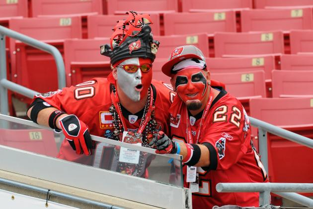 Bucs Pleased with Ticket Sales as Camp Nears