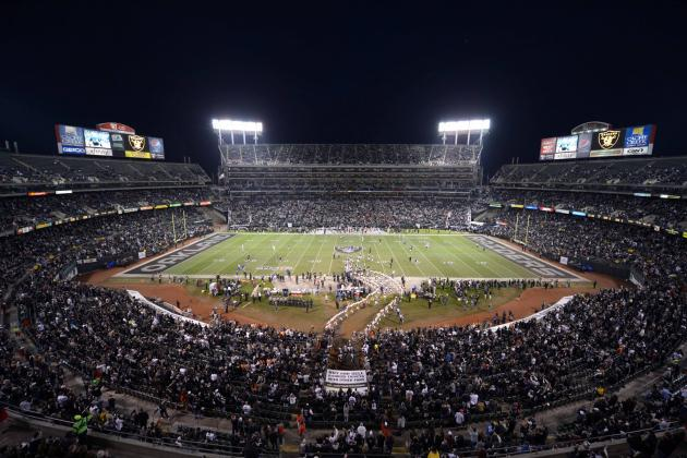 Oakland Raiders Reportedly Interested in $800 Million, 50,000-Seat Stadium