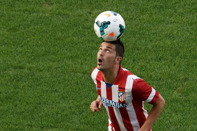 David Villa: Why the Striker Means Everything to Atletico Madrid