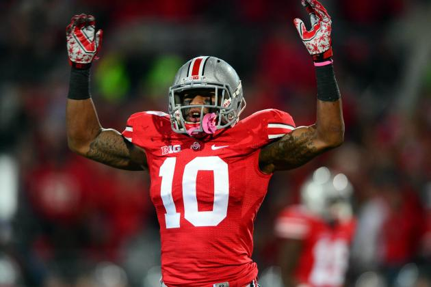 Ohio State LB Ryan Shazier Named to 2013 Butkus, Lombardi Award Watch Lists