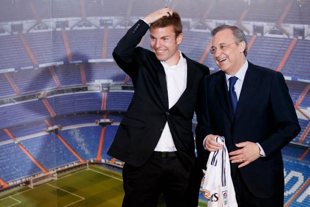 Real Madrid: Asier Illarramendi and Xabi Alonso Atoning for Claude Makelele