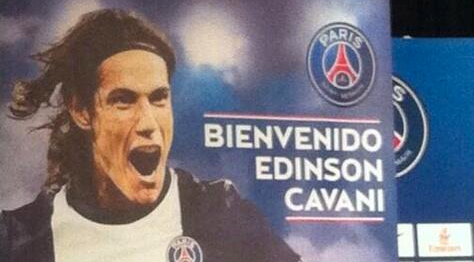 Edinson Cavani to PSG: The Red and Blue Announce Transfer of Napoli Striker