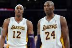 Dwight: It Was 'Very Tough' Playing with Kobe