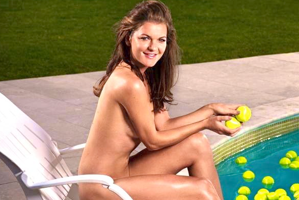 Agnieszka Radwanska Dropped as Catholic Spokesperson After Posing Nude for ESPN