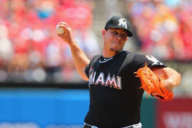 Miami Marlins Midseason Review: Pitching Grades