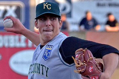 Kyle Zimmer Headed to Double-A