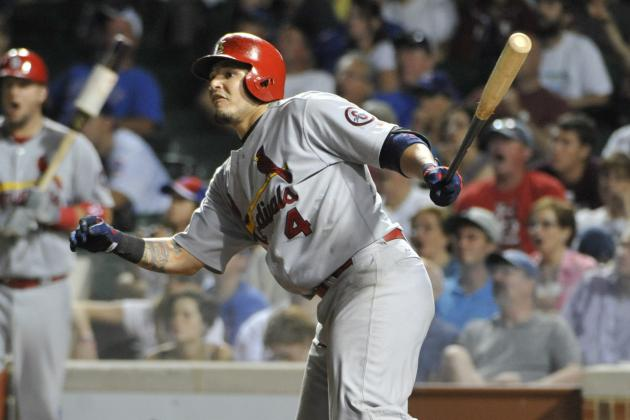 7 Tools That Make Yadier Molina the Best in the Game