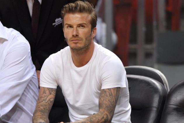David Beckham to Unveil Plans for MLS Franchise. Will It Work InMiami?
