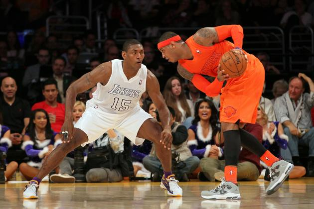 Why Metta World Peace's Defense Is Hidden Key to Elevating NY Knicks
