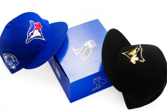 Drake Introduces Limited OVO Festival X Toronto Blue Jays Hats