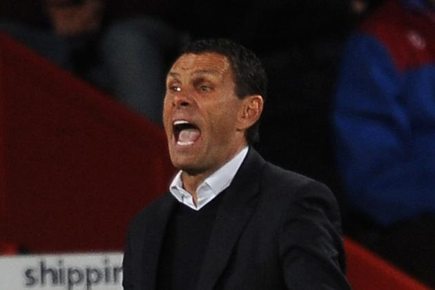 Gus Poyet Dismissal Upheld