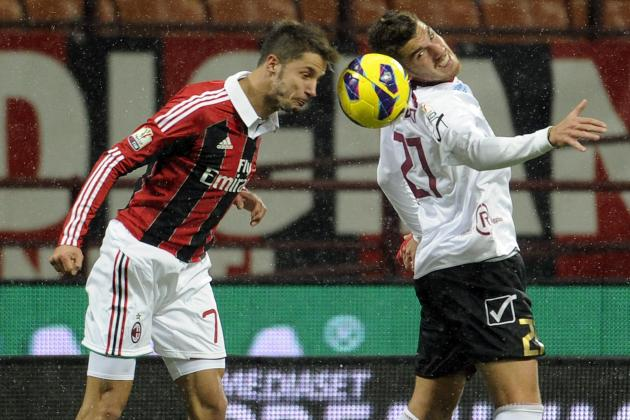 Monaco Intensify Interest in AC Milan Defender