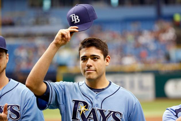 Rays' Moore Awed by First All-Star Experience