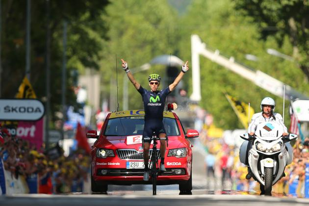 Tour de France 2013 Stage 16 Results: Winner, Leaderboard and Highlights
