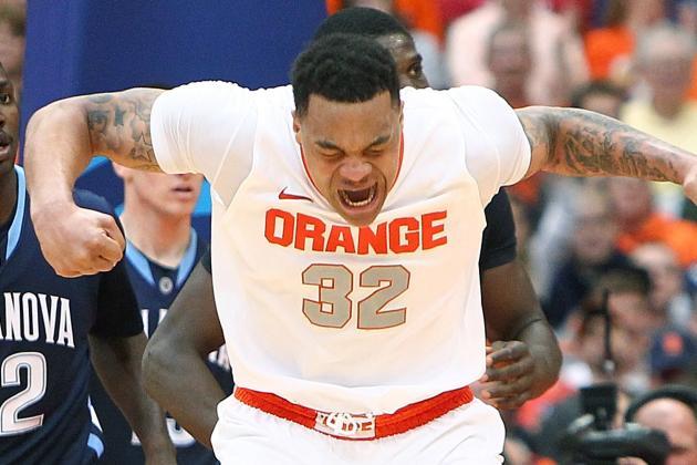 Syracuse Big Man Dajuan Coleman Wants to Reclaim His Starter's Spot