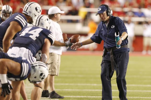 Is BYU's 2013 Schedule the Toughest in School History?