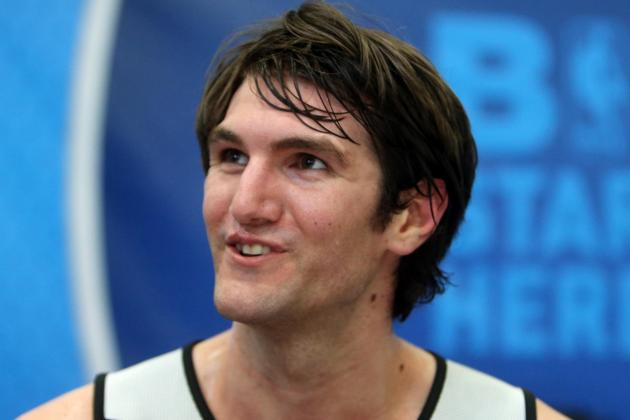 Jeff Withey Finally Makes His Pro Debut