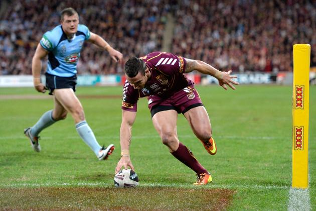Blues vs. Maroons: Last-Minute Odds and Predictions for State of Origin Game 3