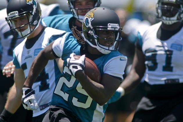 Jaguars' Depth Chart Preview: Running Backs