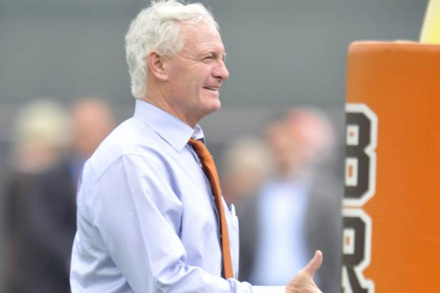 Browns Owner Jimmy Haslam Agrees to Settle Class Action Lawsuits