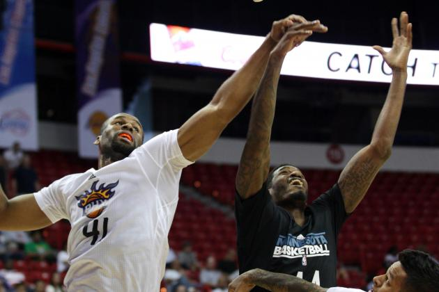'Big, Strong' Arinze Onuaku Wants Roster Spot with Phoenix Suns