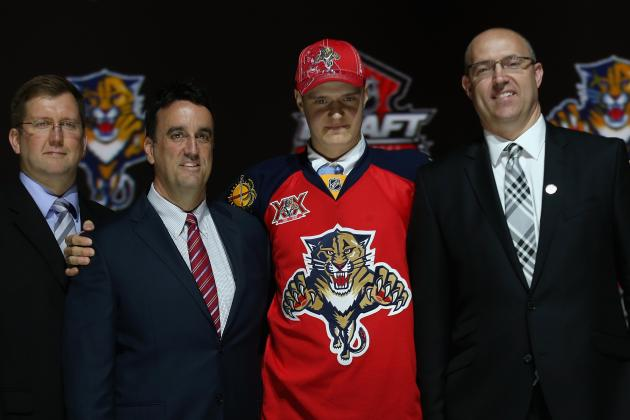Florida Panthers: Why Aleksander Barkov Was the Right Draft Pick