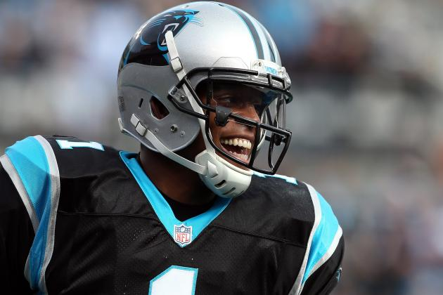 Cam Newton: Is Too Much Being Made over Him Being a Falcons Fan?