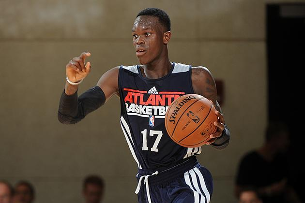 Key Storylines for Atlanta Hawks' Summer League Team