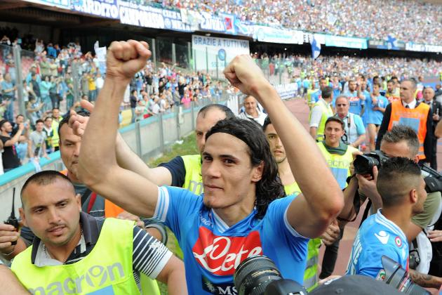Cavani: I'll Always Love Napoli