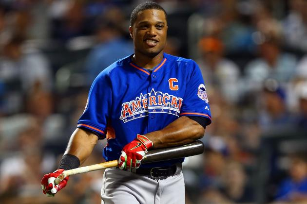 2013 Home Run Derby Results: Players Who Had No Business Hitting in Contest