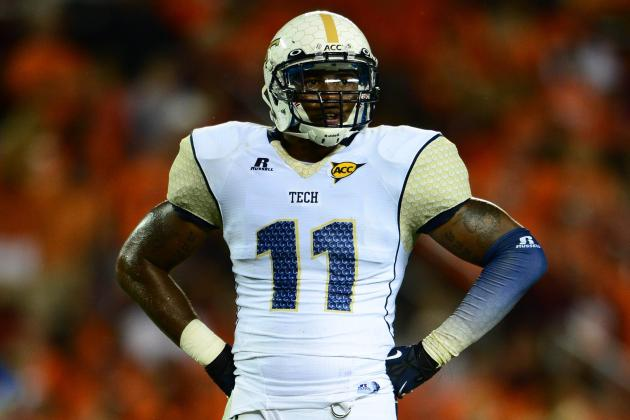 Georgia Tech's Attaochu, Watts Named to Preseason Honors Lists