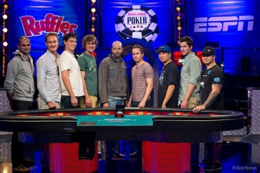 WSOP 2013: Main Event Predictions and Final Table Breakdown