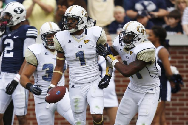 GT S Isaiah Johnson Eager to Return to Field