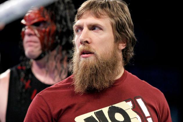 WWE Must Give Daniel Bryan the Title Push He Deserves