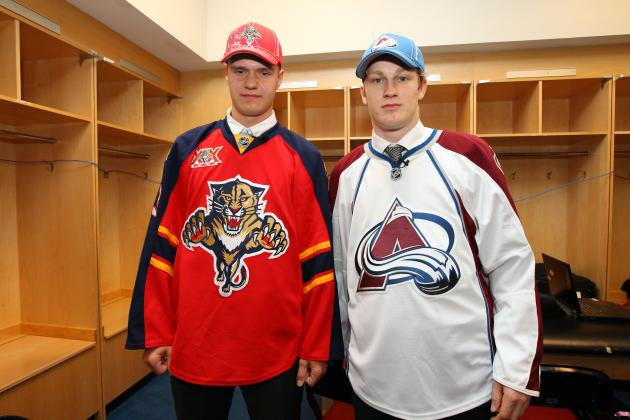 MacKinnon Adds Speed to Avs Lineup