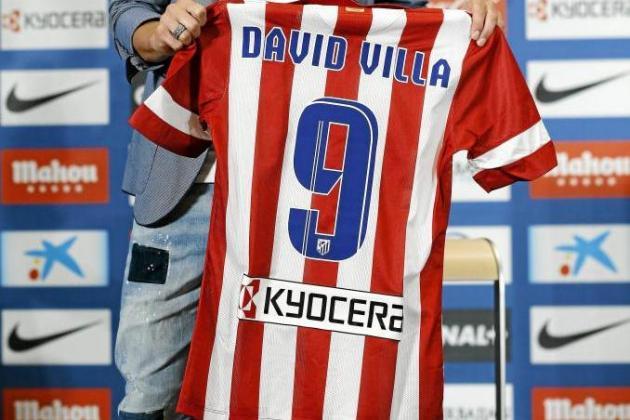 Villa Fever Hits Atletico Store