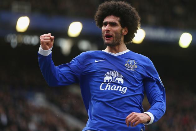 Manchester United Transfer Rumours: Red Devils Should Turn to Marouane Fellaini