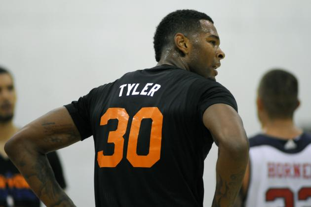 Agent: Tyler Might Have Shot with Knicks