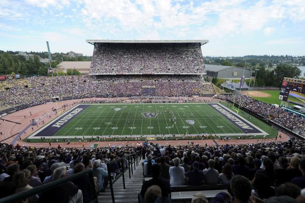Husky Stadium Renovation Nearing Completion with 50 Days to Go