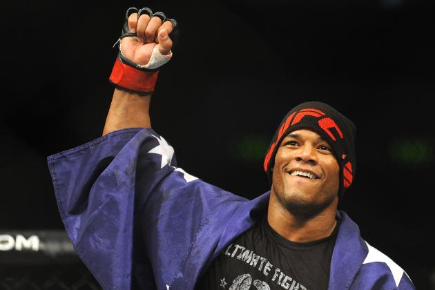Hector Lombard: UFC Asked Me to Cut to Welterweight, I Would've Stayed at 185