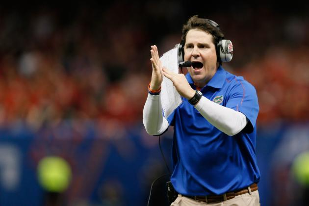 Muschamp Praises Golden, Likes in-State Rivalries