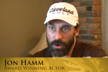 Jon Hamm Praises Gary Pinkel (VIDEO)