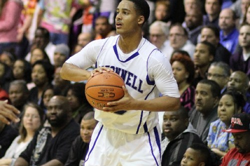 For Maryland Recruit Melo Trimble of O'Connell, Basketball Never Stops
